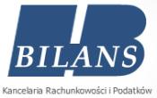 BILANS – Kancelaria Rachunkowości i Podatków
